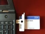 Smartcard Ausweis 1998